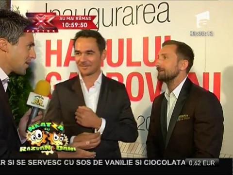 Răzvan și Dani au fost premiați de Primăria Capitalei