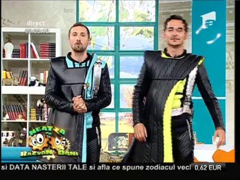 Implictisibilii, supereroii de la Neatza!