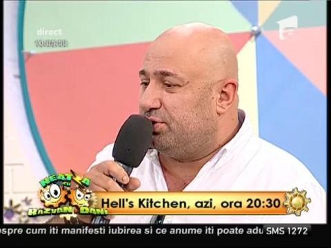 Hell's Kitchen – Iadul Bucătarilor