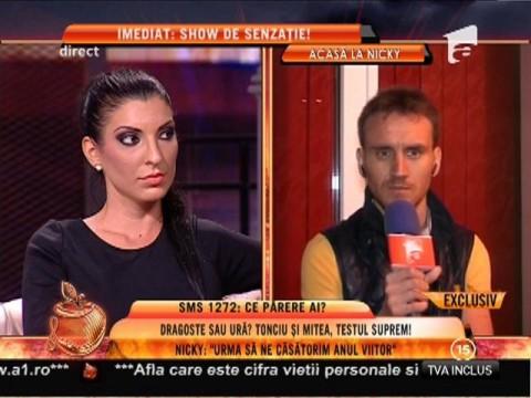 """Nicolae Mitea: """"Urma să ne căsătorim anul viitor!"""""""