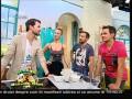 Andrei Aradits și-a lansat o emisiune online de gătit!