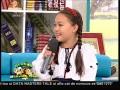 Sara Nukina, micuţa româncă japoneză care i-a vrăjit pe Răzvan şi Dani