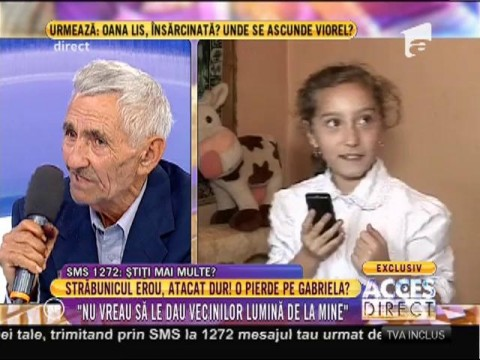 """Tata Gheorghe, atacat dur: """"Au depus o plângere împotriva mea la Protecţia Copilului!"""""""