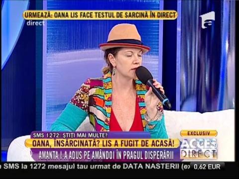 Oana Lis are simptome de sarcina