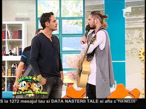 """Alex Mațaev lansează single-ul """"Cu capul în nori"""""""