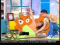 Fitness la Neatza! Flavia și Miruna își antrenează mușchii fesieri