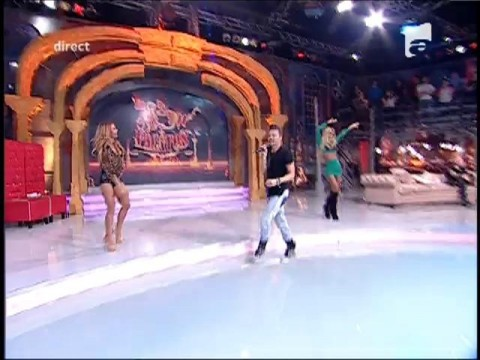 "Alexanndru Spiridon - ""Dansează toată țara"""