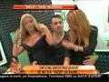 Loredana Chivu şi Ana Maria Mocanu, dans în poala lui Silviu Andrei!