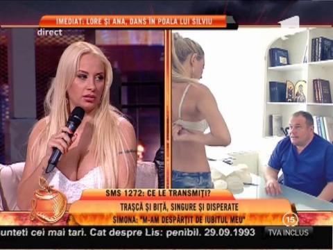 Denisa Biţă şi Simona Traşcă, singure și disperate