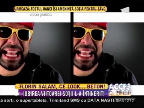 Florin Salam şi-a schimbat look-ul!