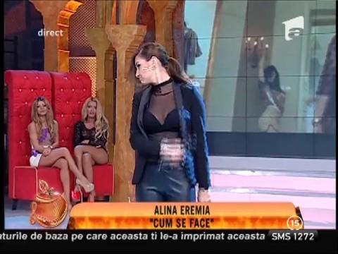 "Alina Eremia - ""Cum se face"""