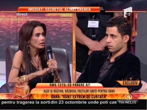 """Oana Zăvoranu: """"Procurorul Max vrea să se sinucidă din cauza mea"""""""