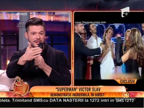 """Victor Slav: """"Nu mi s-a propus să fiu noul """"Burlac"""", de la Antena 1!"""""""