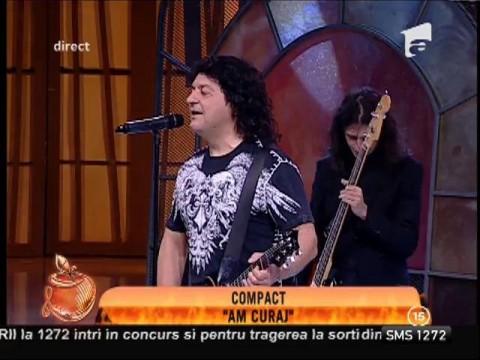 "Compact - ""Am curaj"""
