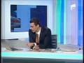 """Mircea Badea: """"Traian Băsescu a uitat într-un studio TV dosarul care îl incriminează pe Victor Ponta"""""""