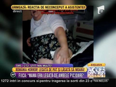 Strigător la cer! A mers de urgenţă la spital să fie salvată, dar a ajuns pe mâinile unor barbari în halate de doctori!