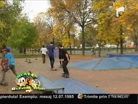 Skateboardingul, un sport plin de adrenalină