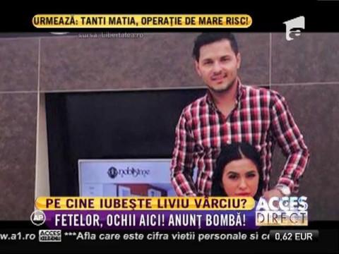 Liviu Vârciu are o nouă dragoste!