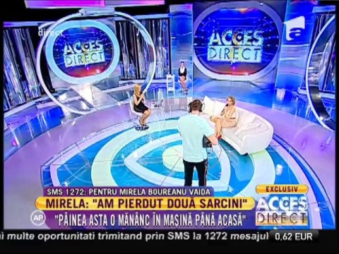 """Mirela Boureanu Vaida: """"Sunt nebună după produsele de patiserie!"""""""