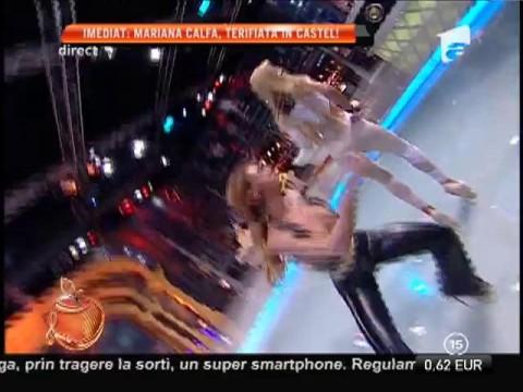 Ana Mocanu şi Loredana Chivu, extrem de sexy în alb și negru!