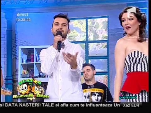 """Alexandra Ungureanu feat. Andrei Vitan - """"Împotriva lor"""""""