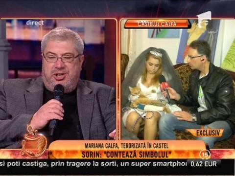 """Mariana Calfa, terorizată în castel: """"Am găsit în casă o păpușă care seamănă cu Eric"""""""