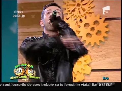 """LIVE: Kaira feat. Sişu Tudor - """"Condamnaţi la fericire"""""""