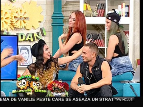 "Veronika şi Sonny Flame lansează single-ul ""Made in inima ta"""