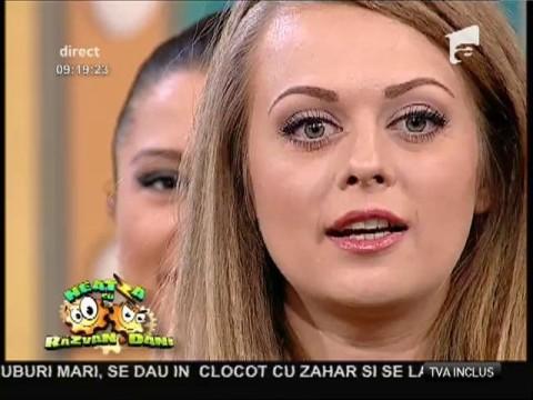 """Irina Ross lansează piesa """"Rock the Floor"""""""
