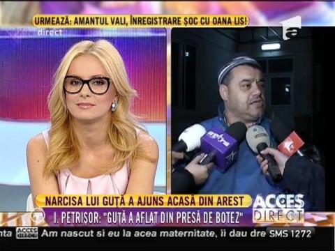 Narcisa Guţă a fost eliberată sub control judiciar!