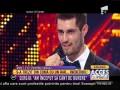 Concurentul X Factor, Sergiu Braga, poveste de dragoste incredibilă
