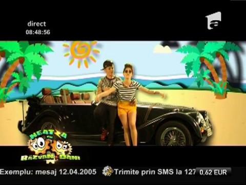 "Jasmine Săraj feat. Mario Fresh - ""Alo, alo!"""