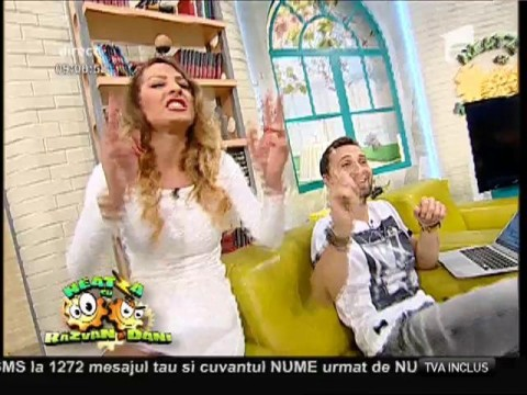 Flavia Mihășan, dans pe manele!