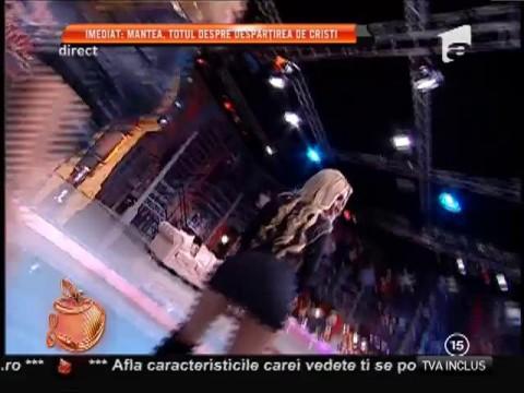 Ana Maria Mocanu şi Loredana Chivu, dans demențial de sexy