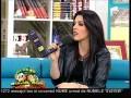 """Diana Bisinicu ne prezintă single-ul """"Îmi dai fiori""""."""