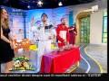 Provocare inedită pentru Răzvan și Dani! Cum să aduni cât mai multe bombonele cu bețișoarele chinezești