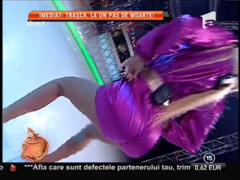 Ana Maria Mocanu şi Loredana Chivu, dans incendiar!