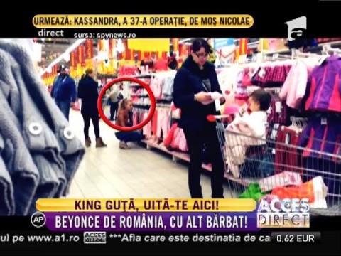 Beyonce de România, surprinsă cu un alt bărbat!