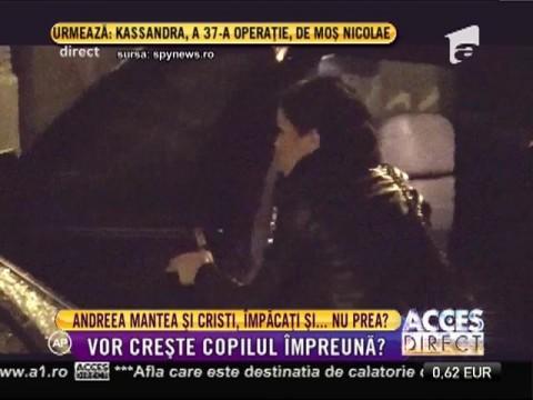 Andreea Mantea și Cristi Mitrea, poveste de dragoste mai ceva ca în telenovele