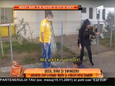 Deea Maxer, farsă de coşmar!