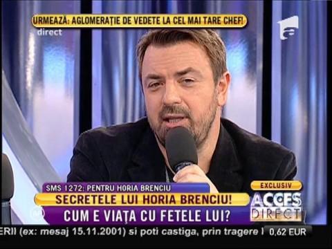 Horia Brenciu, dezvăluiri surpriză din culisele show-ului X Factor