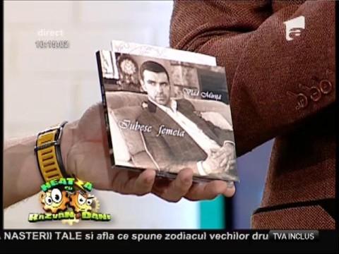 Vlad Miriță, album nou