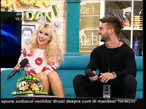 Corina și Dorian Popa, colaborare muzicală de succes