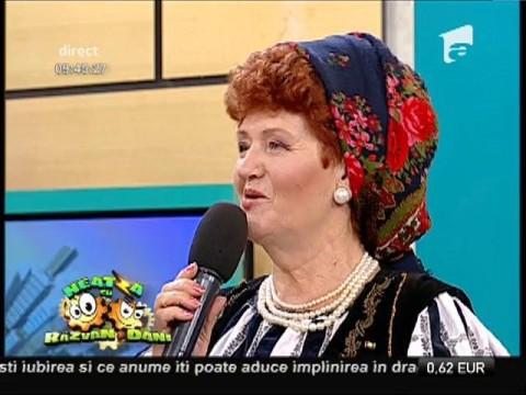 Veta Biriș, invitație la sărbătoarea națională a românilor de la Alba Iulia