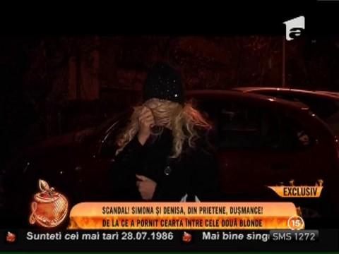 Simona Traşcă şi Denisa Biţă au devenit cele mai aprige duşmance!