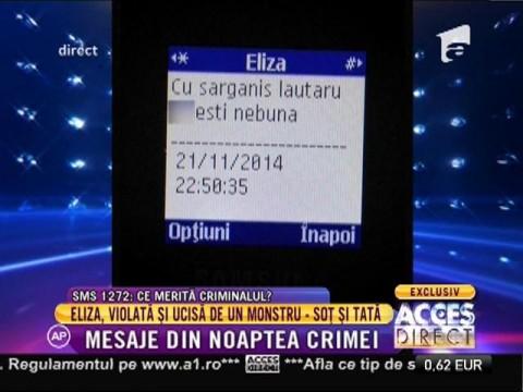 Prietena Elizei Dragne, tânăra din Alexandria ucisă cu bestialitate