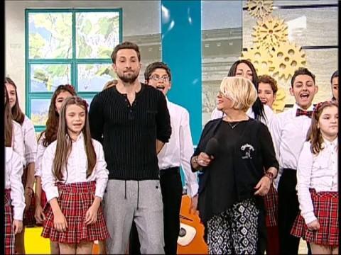Mirabela Dauer și Corul Nostalgia, spectacol în București