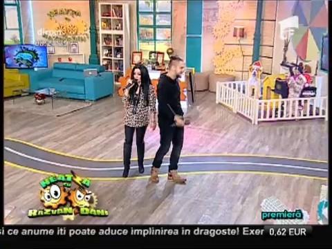 "Premieră! Glorya feat. Ja' Mike - ""Suflet gol"""