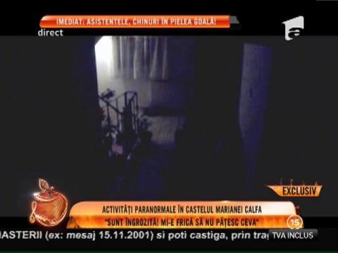 Activităţi paranormale în castelul Marianei Calfa!