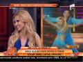 """Andreea Bălan: """"Între mine și Petrișor este doar o chimie extraordinară pe ringul de dans"""""""